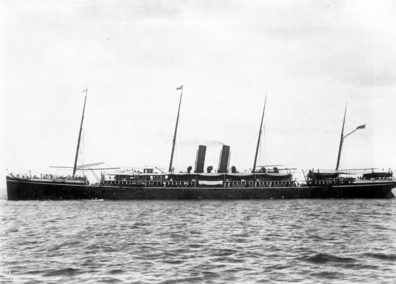 1887 Passenger Vessel