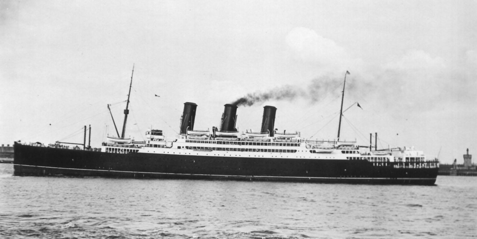 1894 passenger vessel.