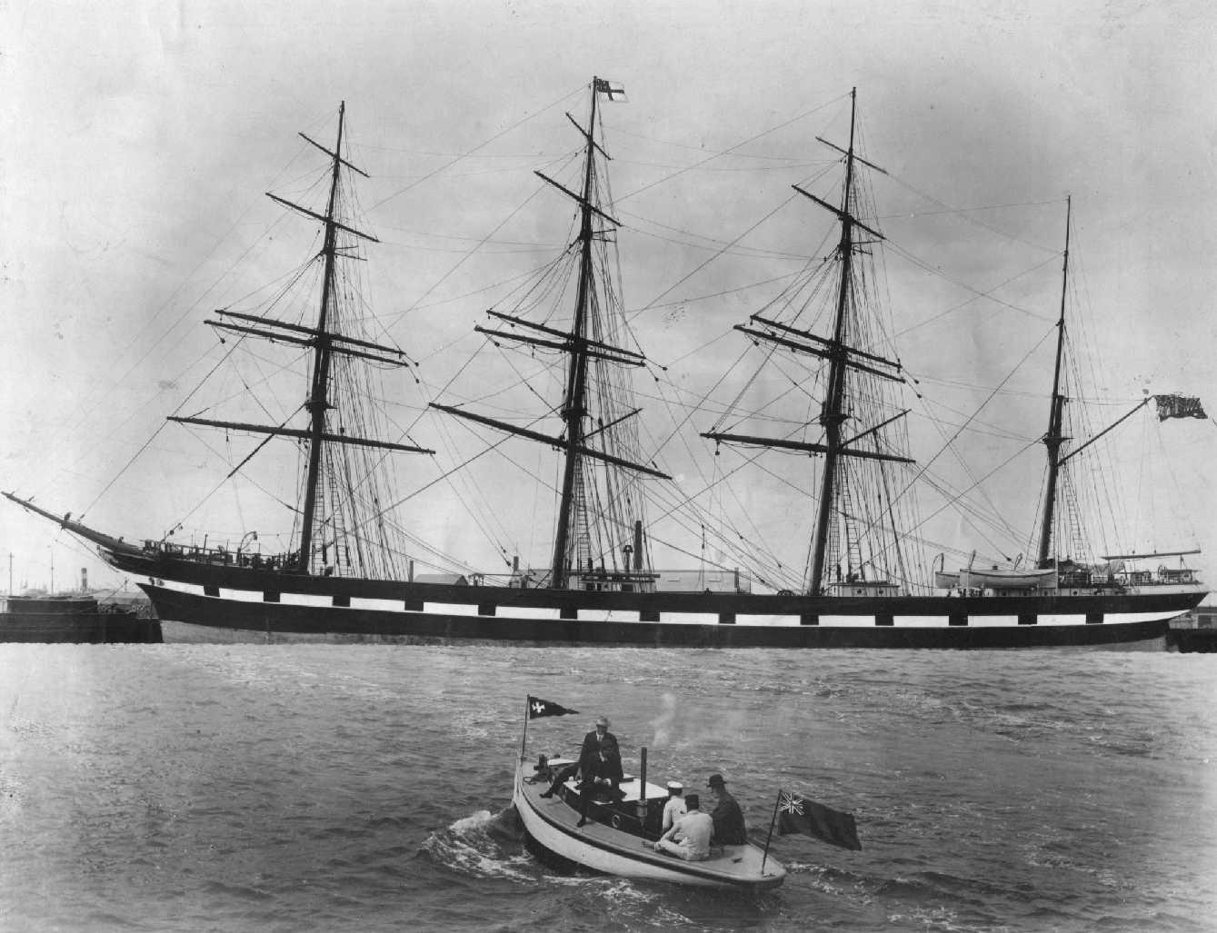 """Barque """"County Of Inverness"""""""