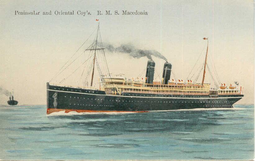 1904 passenger vessel.