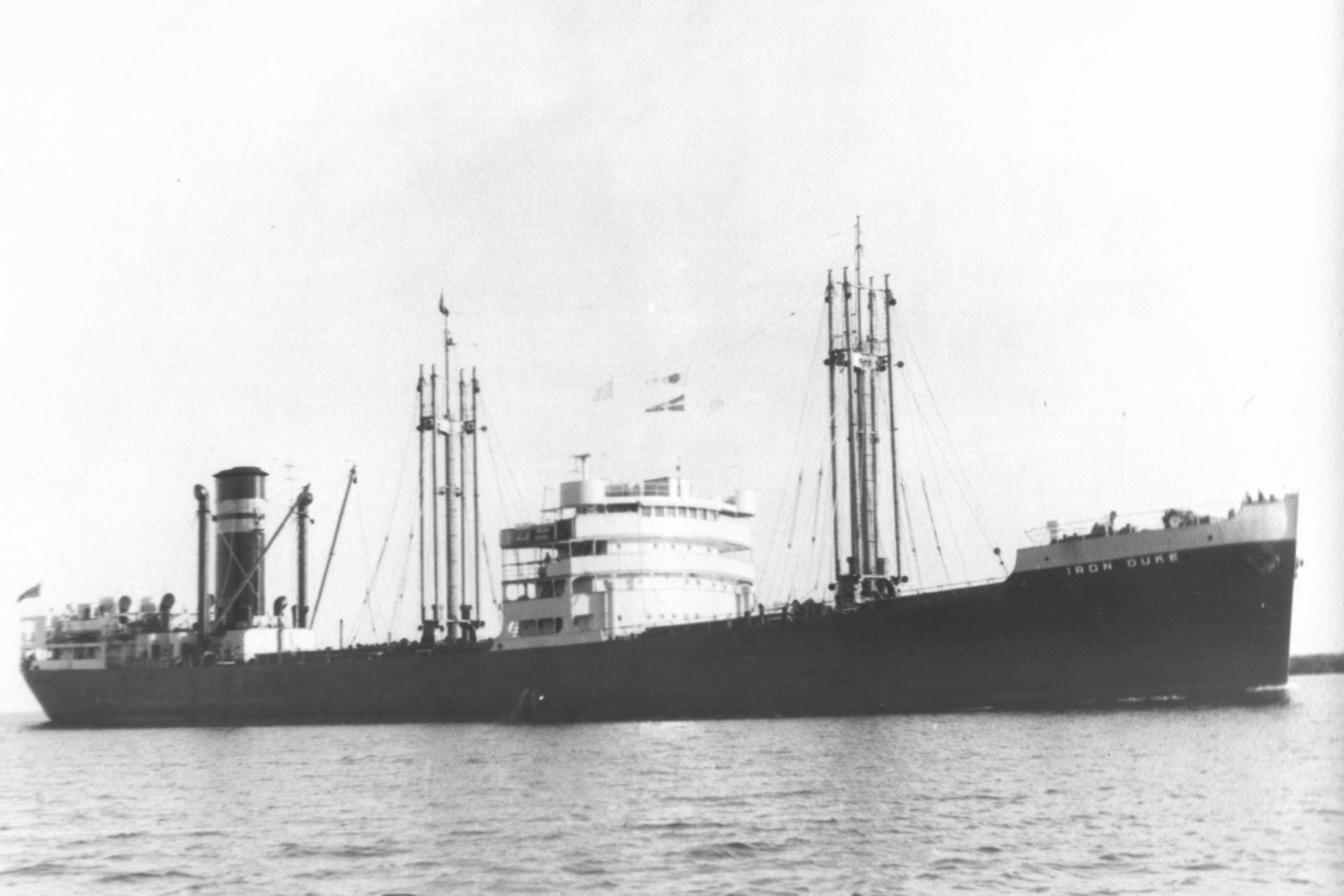 Chieftan Class freighter built in 1943.