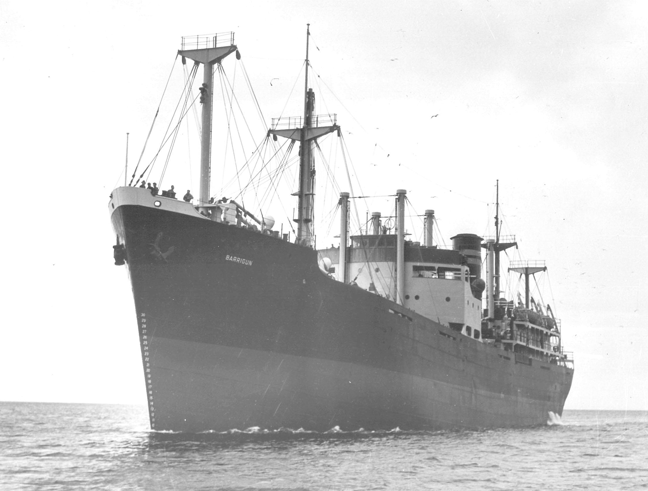 """For more information refer to """"The Australian National Line 1956-1981"""" By Clark, Rex & Robertson of the World Ship Society in Victoria."""