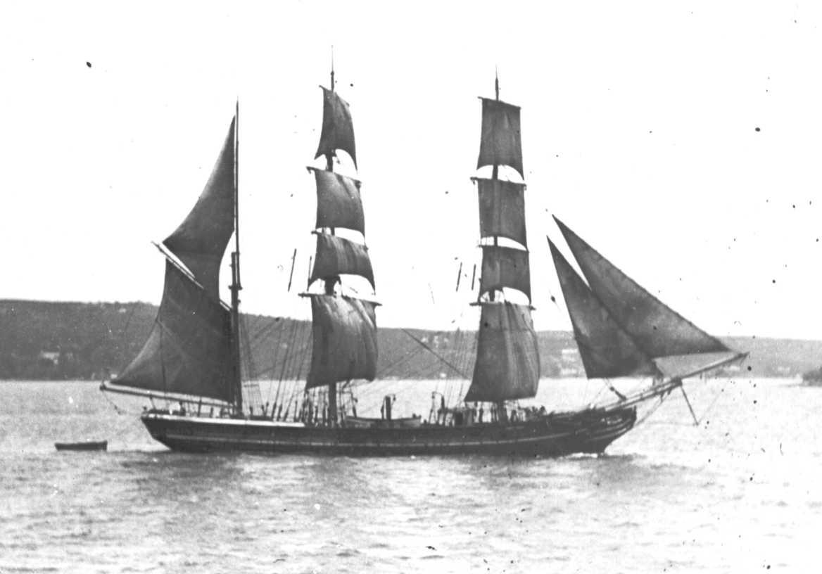 Barque, built in 1847.