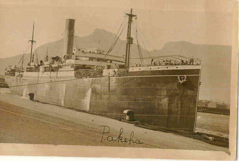 1910 vessel.