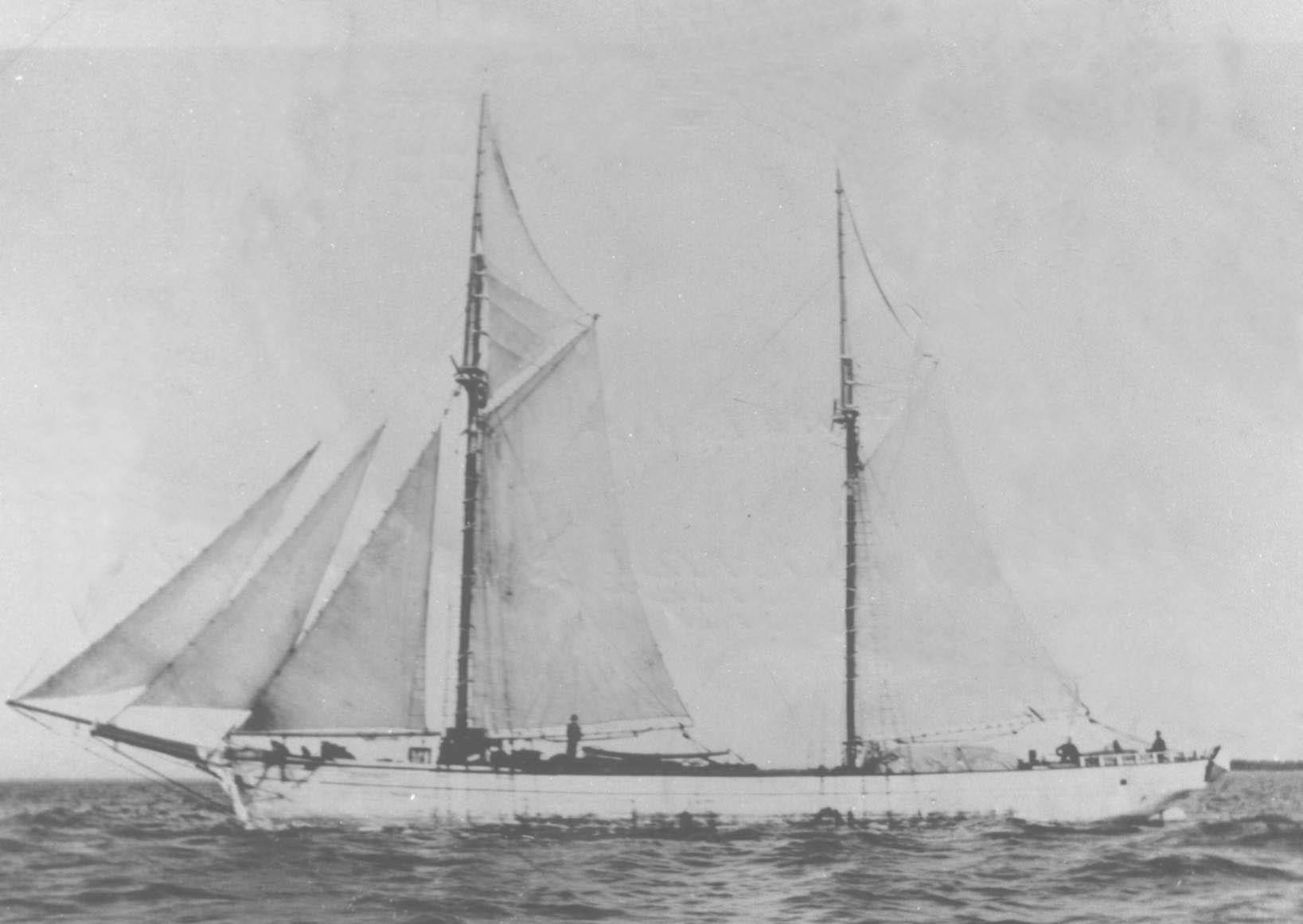 1902 Ketch.