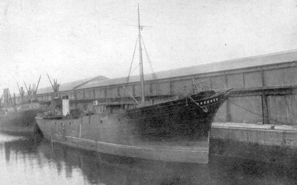 1891 barque to tanker.