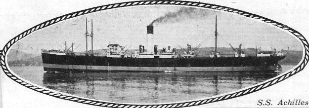 1920 passenger vessel.