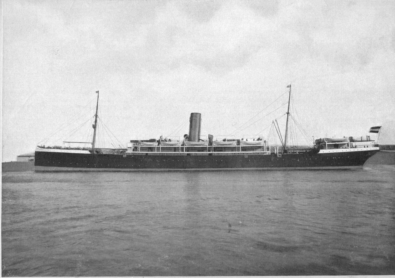 1902 passenger vessel.