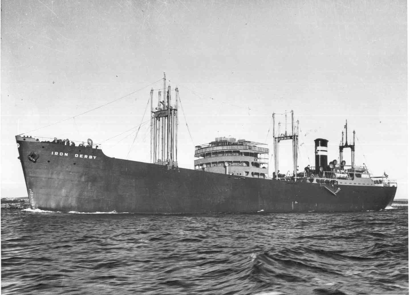 1951 General cargo vessel