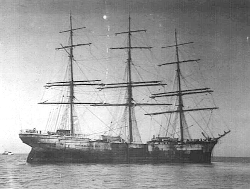 1890 Barque