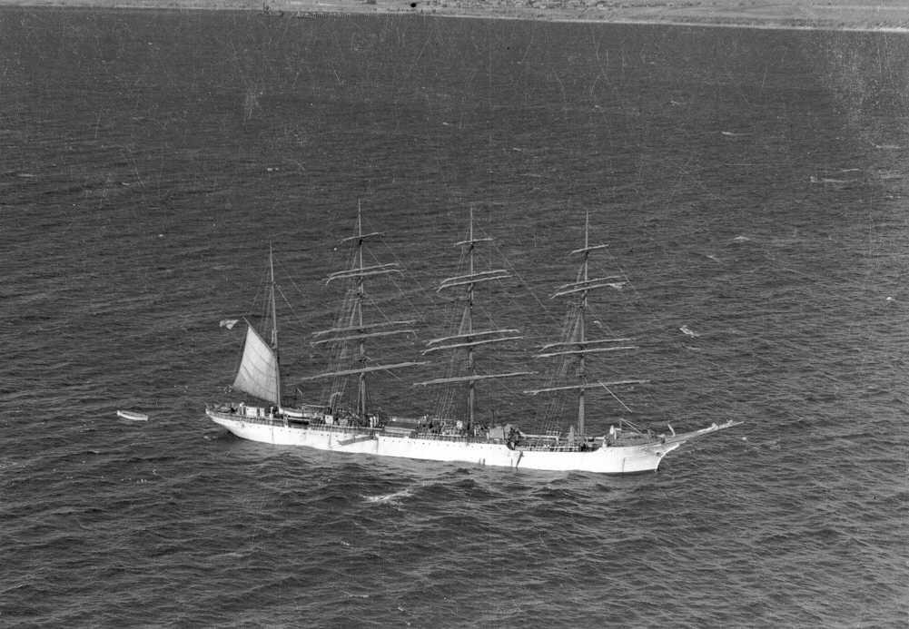 At Port Victoria