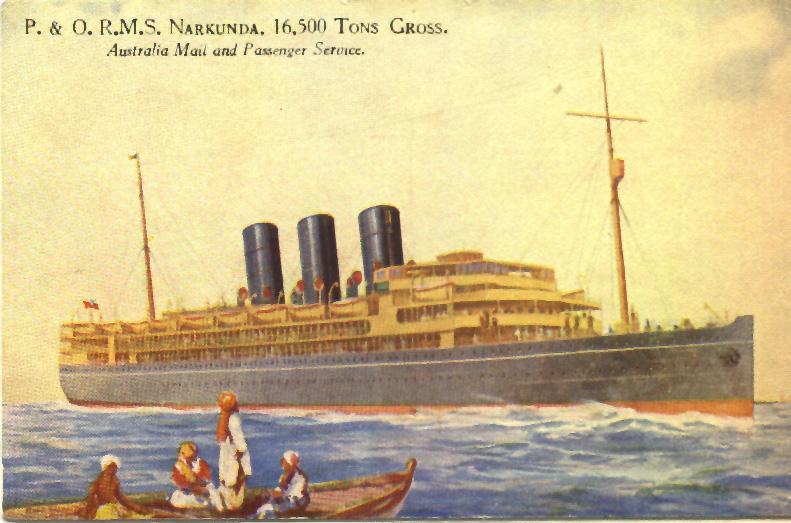 1918 vessel.