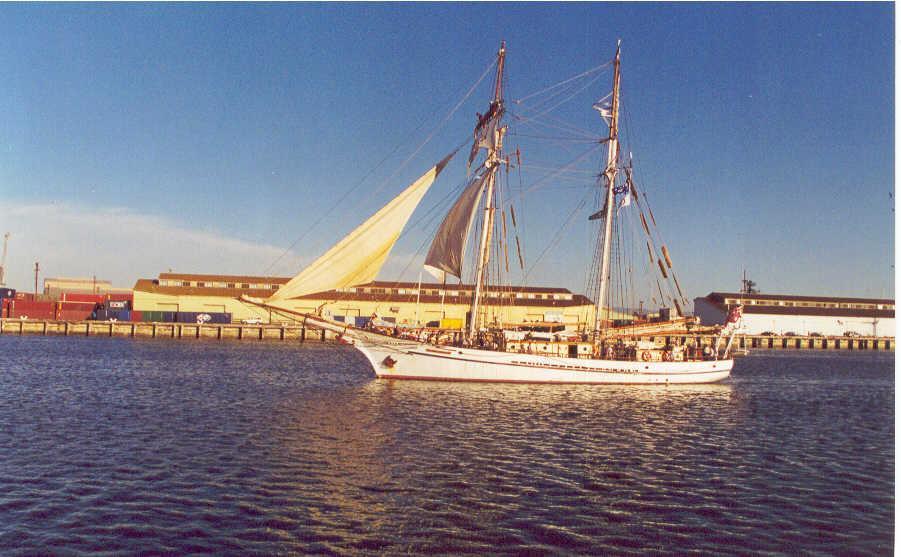 On Port River