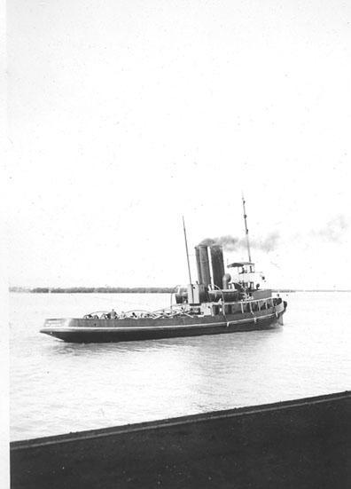 Underway, 16/6/1937