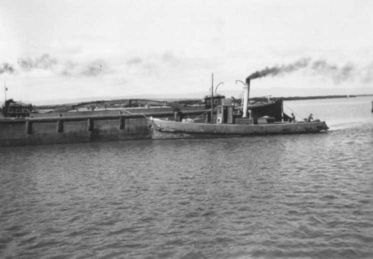 """""""Steam Tugs in South Australia"""" by R Parsons describes """"Edith"""" as a single screw steamship built in 1885 ."""