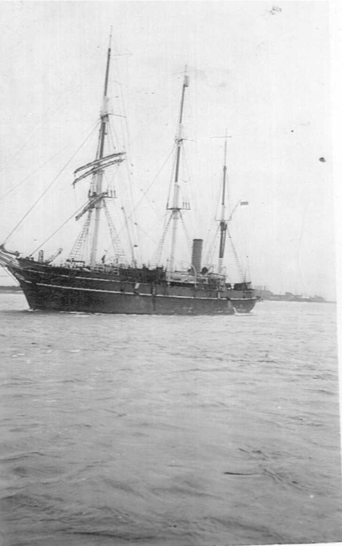 On Port River 7 April 1931