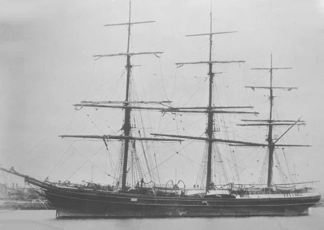 1875 clipper.