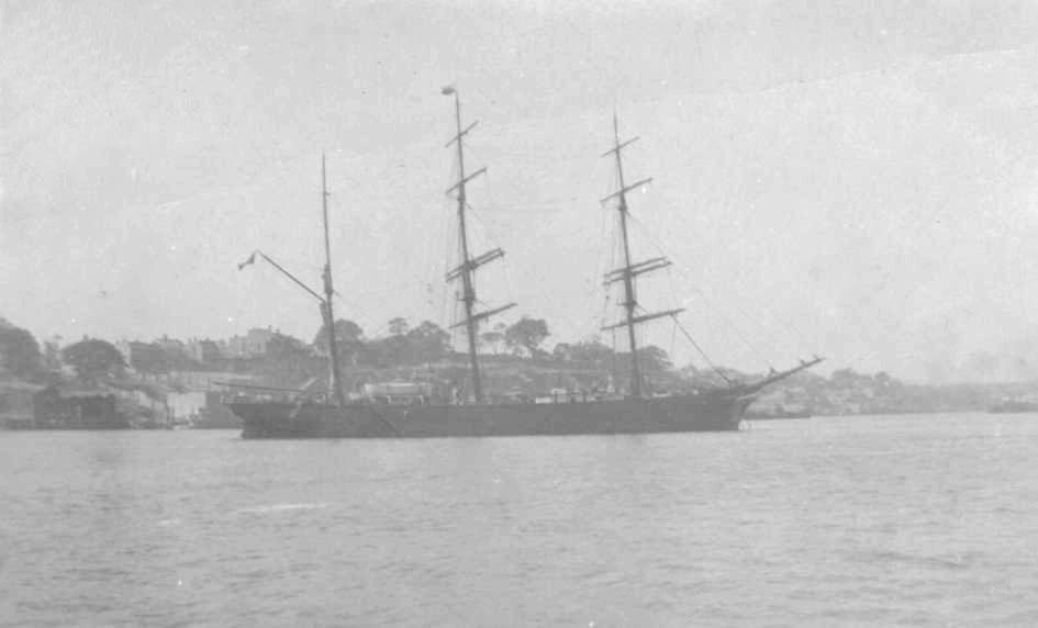 At Sydney, July 1920.