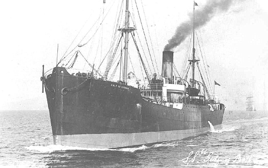 1891 vessel. At sea 1919/1920.