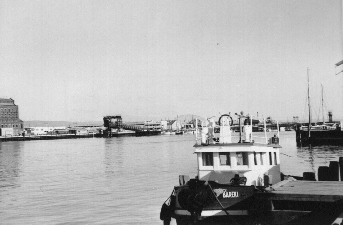 Tug at Port Adelaide, Nov.1964.