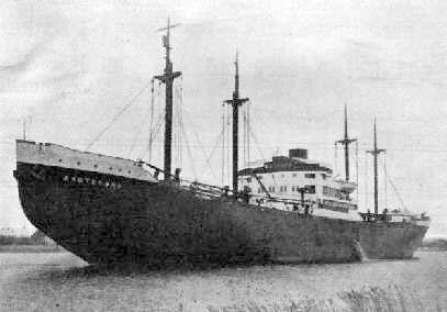 1934 cargo vessel.