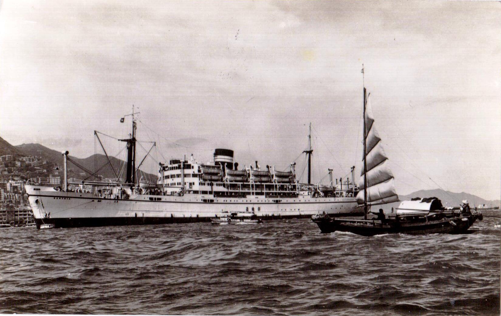 Image: Steamship
