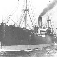 1891 vessel. At sea 1919/1920.