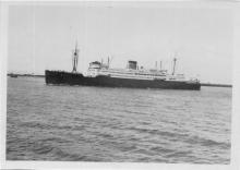 1935 passenger vessel, 12/4/1935..