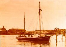 In Port River