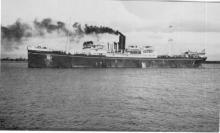 1924 passenger vessel, 30/4/1929.