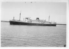 1935 passenger vessel, 6/3/1936.