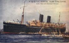1925 passenger vessel.