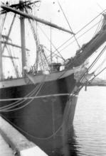 Steel 4 masted Barque built in 1891.