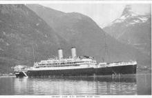 1928 passenger vessel.