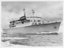 Vehicle Carrier, Built in 1961.