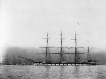 """Barque """"Fort George"""""""