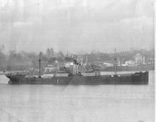 General cargo vessel built in 1920.