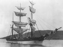 1870 Barque.