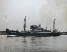 1940 passenger vessel.