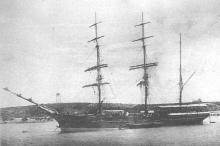 1864 barque.