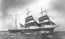 1889 barque.