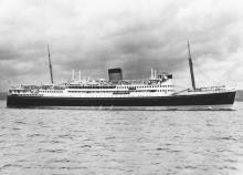 1936 passenger vessel.