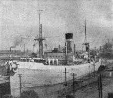 1901 cargo vessel.