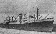 1936 cargo vessel.
