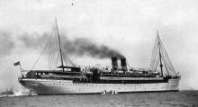 1889 passenger vessel.