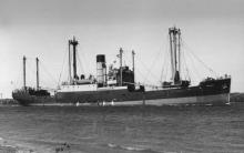 1937 General Cargo Vessel