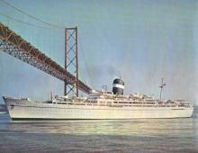 1956 vessel.