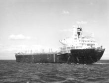 Built in 1977 at Whyalla by Whyalla shipbuilding & Engineering Works, and employed in the bulk steel trades in 1978, owned by BHP ,the vessel is believed still in commission. Official Number:  374846 Tonnage:  25854 gross, 16328 net Dimensions:  length