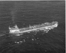 Oil tanker built in 1971.