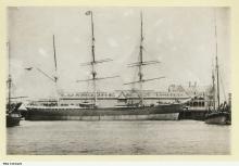 Image: Three masted barque